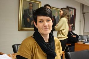 Åsa Gustafsson ehdottaa, että Kaarina voisi saada kaksikielisen kunnan aseman.