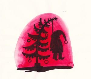 Tutuista joululauluista on tehty paljon väännöksiä. Mistä laulusta tämä ruma väännös on tehty?