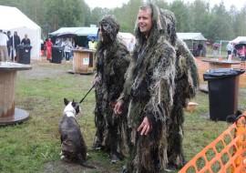 Siltasouduissa kilpaillaan myös hauskimmista puvuista.