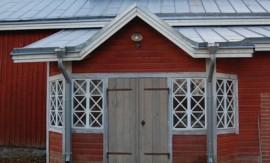 Sauvon Museo sijaitsee Vahtistentiellä.