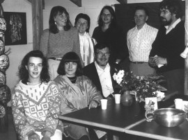 Sauvon kädet -ryhmä aloitti toimintansa 1980-luvulla.