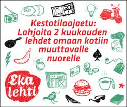 Eka Lehti –