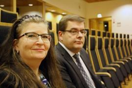 Arkea Oy:n toimitusjohtaja Tuija Rompasaari-Salmi ja myyntijohtaja Mikko Hertto ovat käyneet Paimion kanssa neuvotteluja Paimion siivous- ja ruokapalveluiden ulkoistamisesta Arkealle.