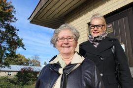 Leena Järvi ja Christina Muurinen kertovat, että Senioritaloa on odotettu Paimiossa vuodesta 2007.
