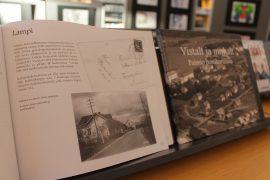 Postikortti-kirja on kolmas perinneyhdistyksen julkaisema teos.