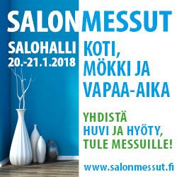 Salon Messut 2018