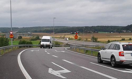 onnettomuus moottoritiellä tänään