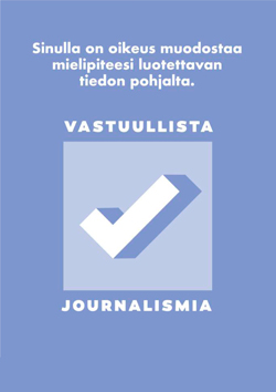 Vastuullinen journalismi
